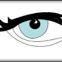 one big eye