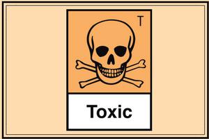 toxic skeleton